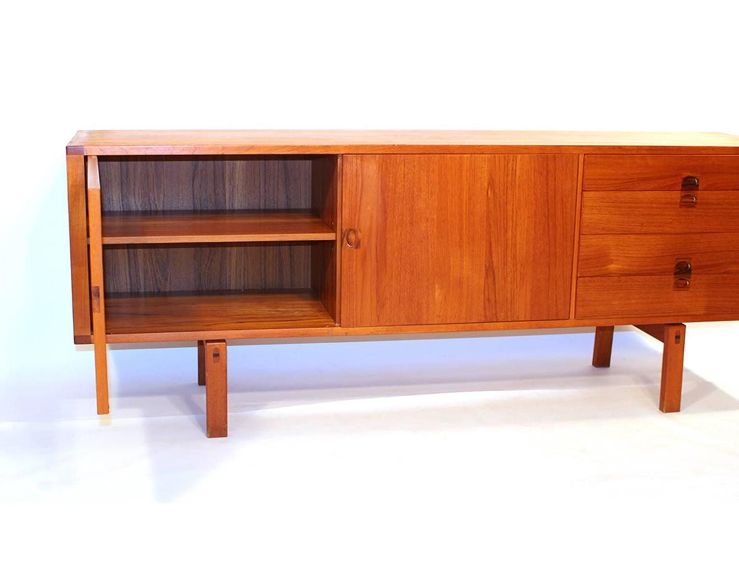 Sideboard, Model Corona Design by Lennart Bender, Sweden ...