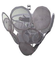 Orly Chandelier Mesh Pendant
