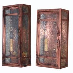 Kona Copper Lantern