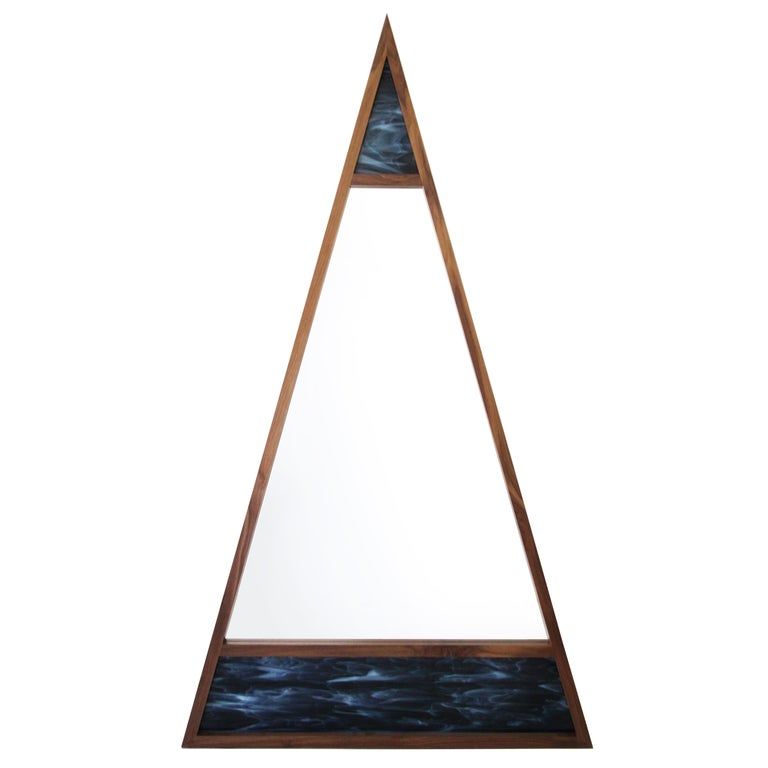 "Contemporary ""Scale Mirror"" by Alex Drew & No One, 2018"