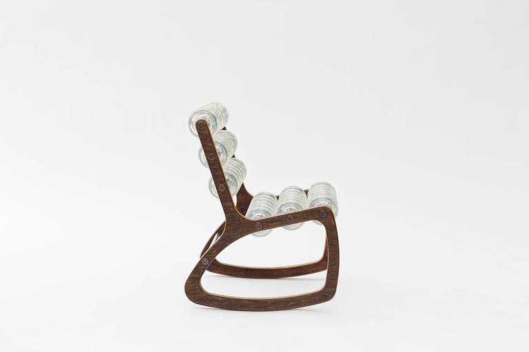 Razor Rocker Children's Rocking Chair by Philip Caggiano 2