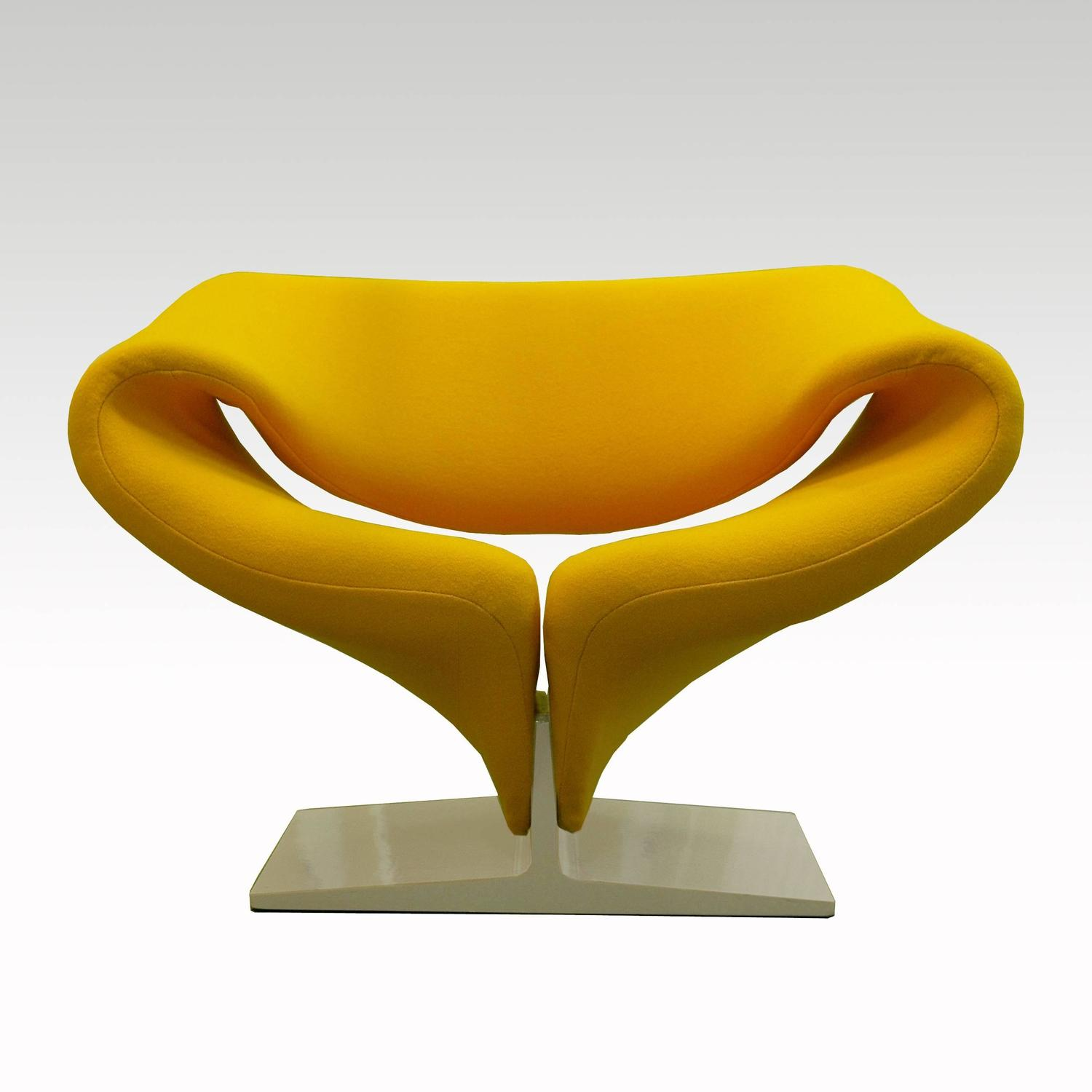 Pierre Paulin Ribbon Chair F 582 For Sale At 1stdibs