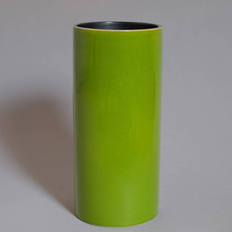 "Georges Jouve, a Great ""Cylinder"" Vase, circa 1960 2"