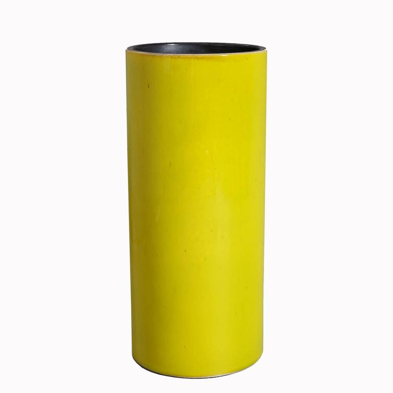 """Georges Jouve, a Rare Great """"Cylinder"""" Vase, circa 1960 2"""