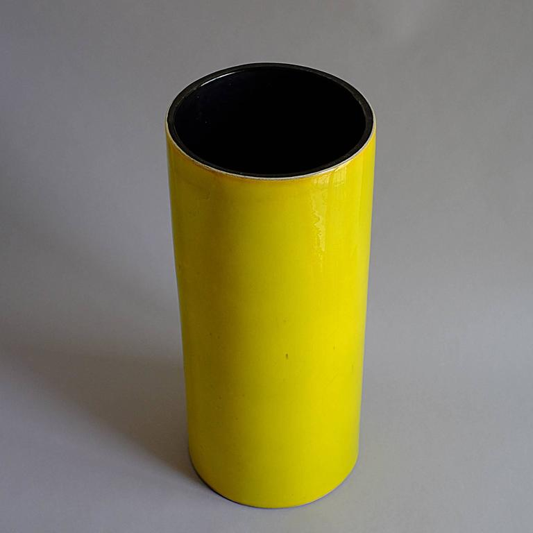 """Georges Jouve, a Rare Great """"Cylinder"""" Vase, circa 1960 3"""