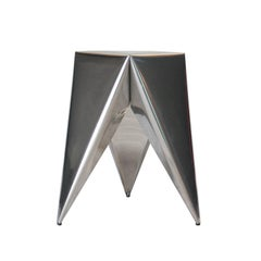 """""""Tripy"""" Stool with Gloss Finish Designed by Laurent Dif"""