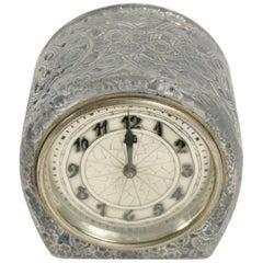 "René Lalique & ATO Pendule ""Eglantines"""