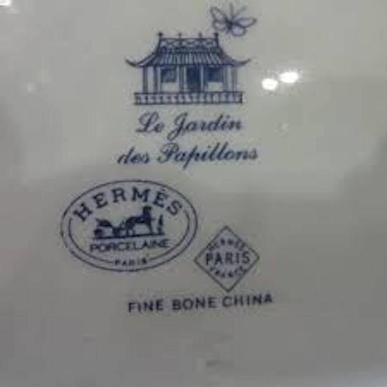 Hermes Tableware Plates