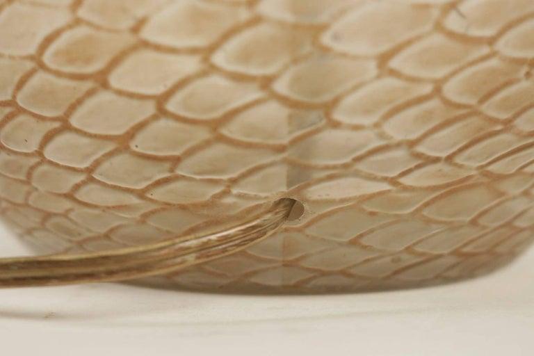 René Lalique Vase Lamp Serpent