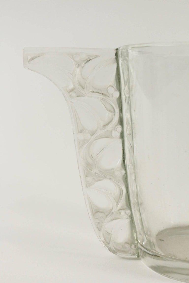 Art Deco Rene Lalique Vase