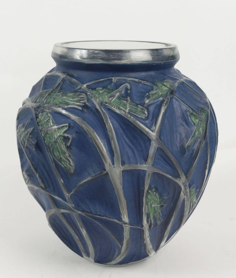 French René Lalique Vase