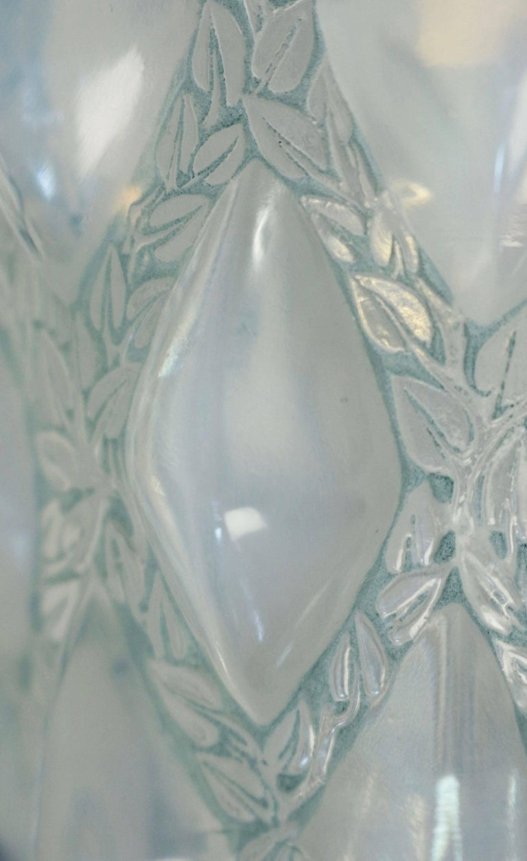 French Rene Lalique Opalescent