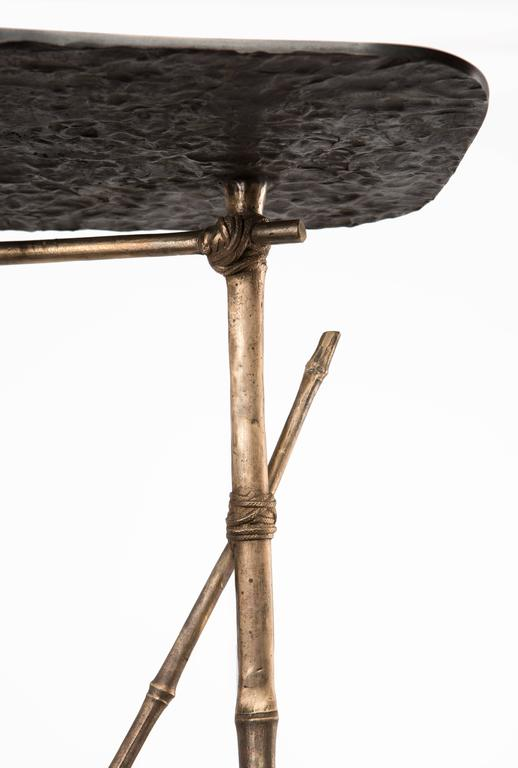 Bronzed Vis à Vis, Les French, Glithero, 2016 For Sale