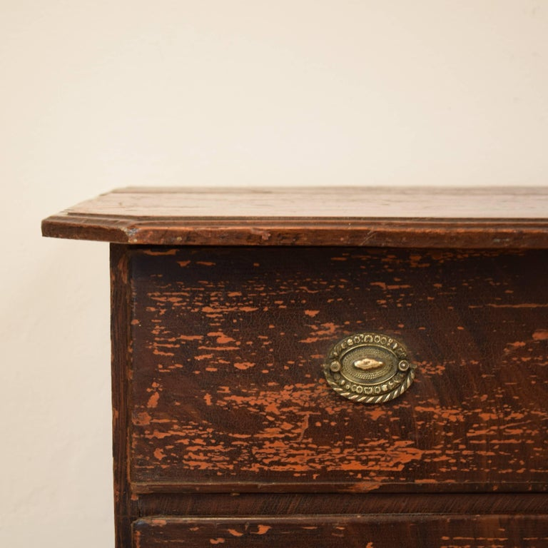 19th Century Biedermeier / Gustavian Chest of Drawers In Good Condition For Sale In Berlin, DE