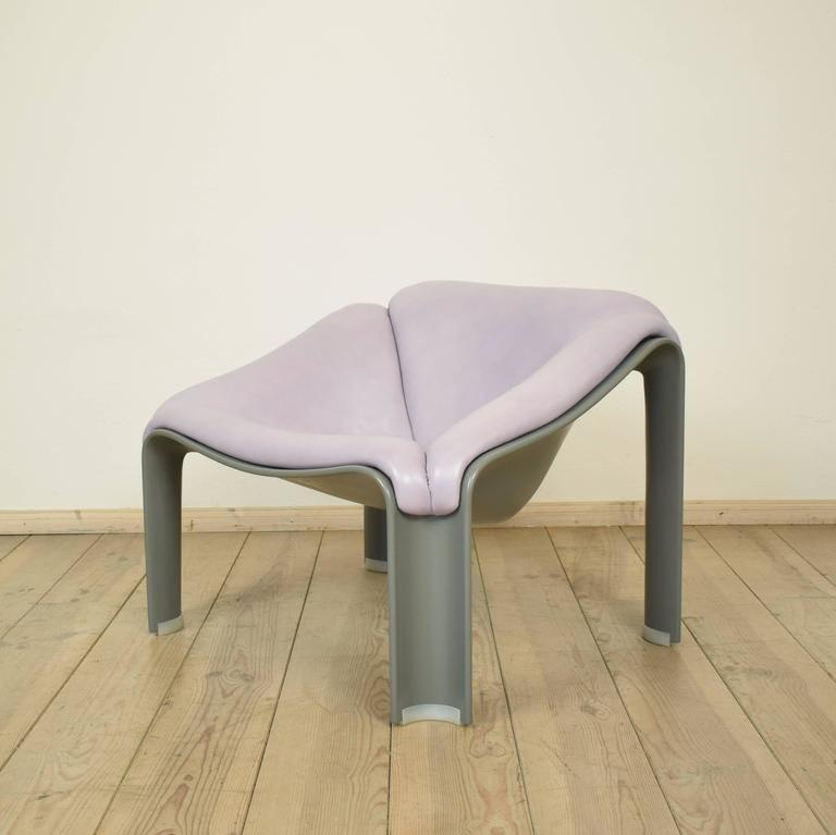 Mid-Century Modern Model 300 Lounge Chair by Pierre Paulin for Artifort, 1960 For Sale