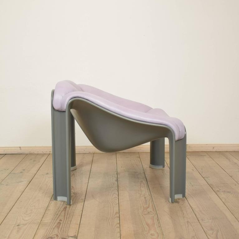 Model 300 Lounge Chair by Pierre Paulin for Artifort, 1960 In Excellent Condition For Sale In Berlin, DE