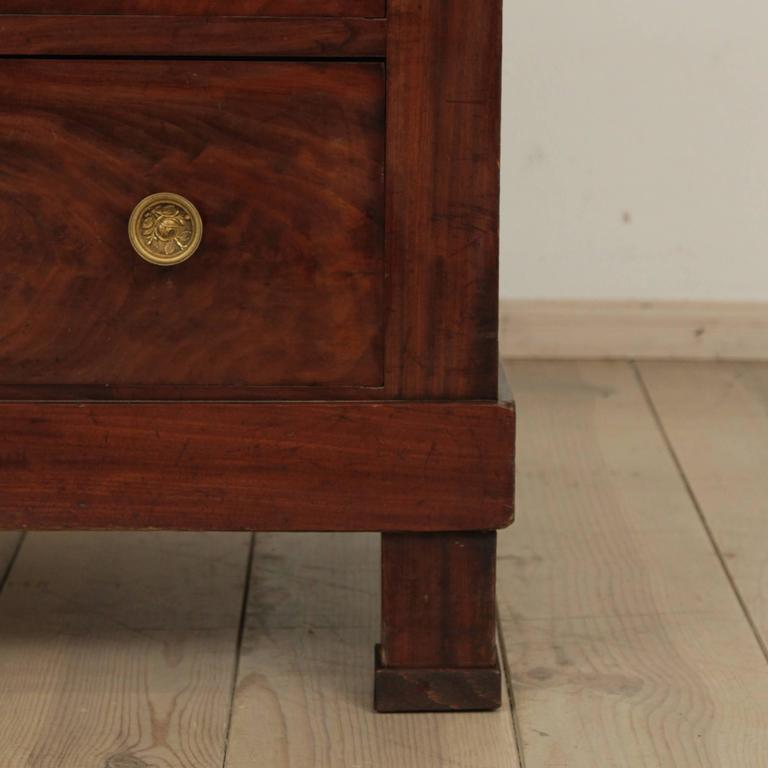 Early 19th Century Empire Period Commode For Sale 1
