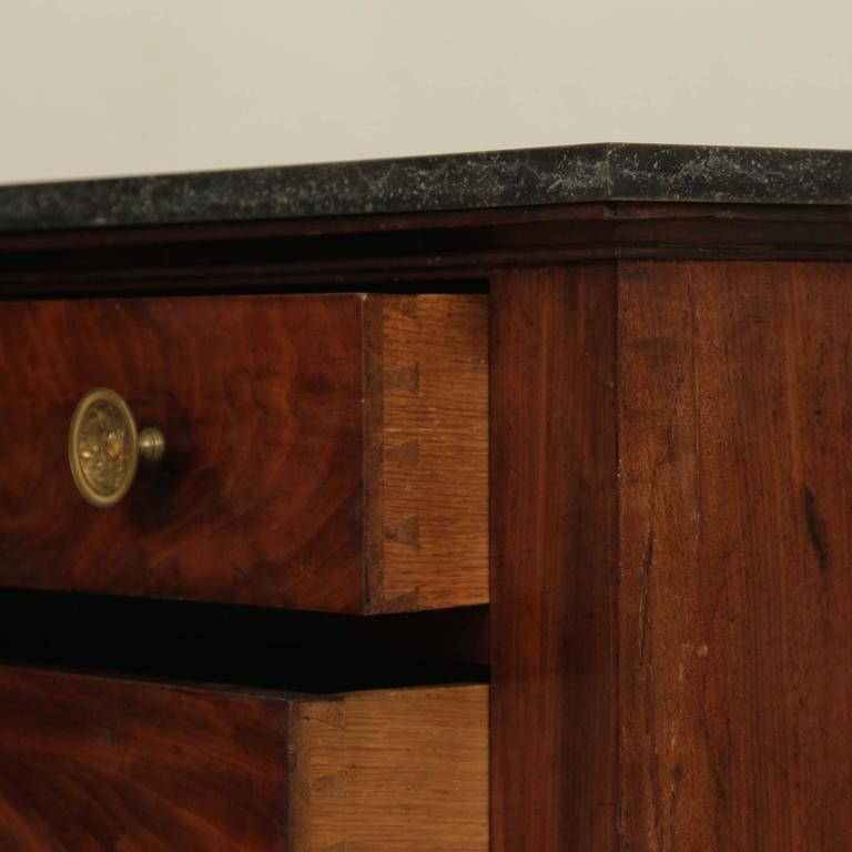Early 19th Century Empire Period Commode For Sale 2
