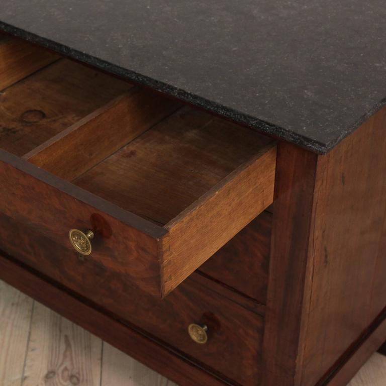 Early 19th Century Empire Period Commode For Sale 3