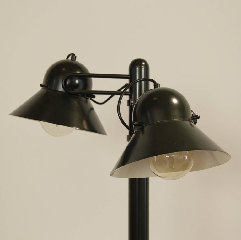 Italian Gae Aulenti Floor Lamp by Stilnovo, circa 1975 For Sale