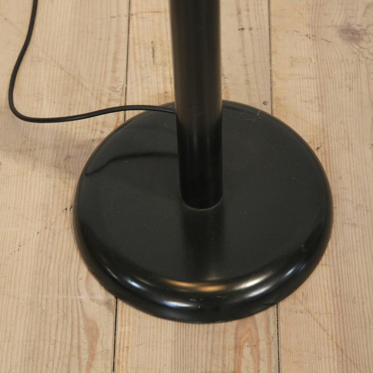 Lacquered Gae Aulenti Floor Lamp by Stilnovo, circa 1975 For Sale