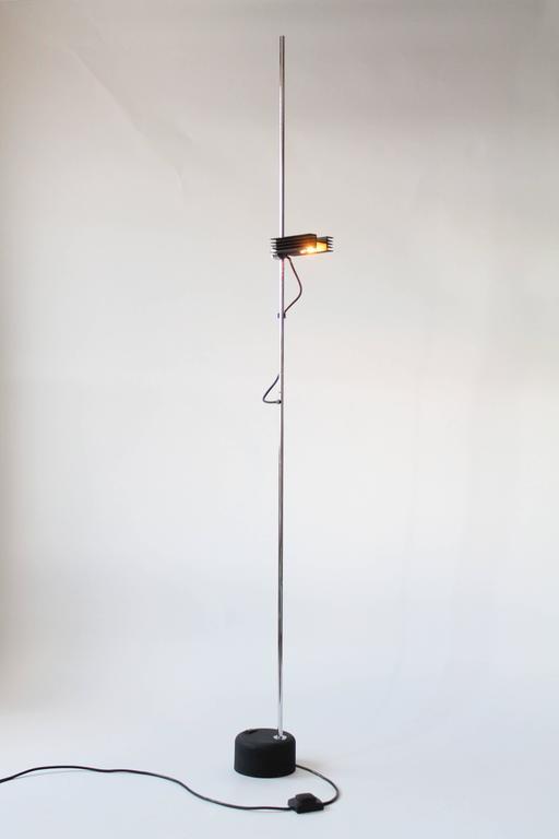 Arredoluce Halogen Minimalist Modern Floor Lamp 1960s
