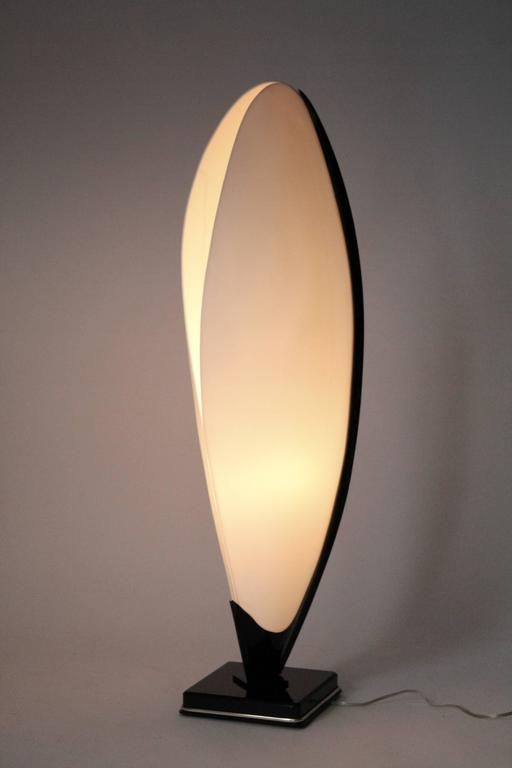 Lamps plus acrylic floor lamp rougier opale acrylic floor lamp canada for sale at