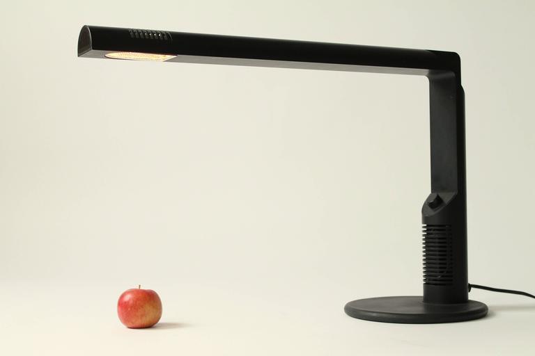 Modern 1979 Halogen Table Lamp U0027u0027 Abeleu0027u0027 From Luci ...