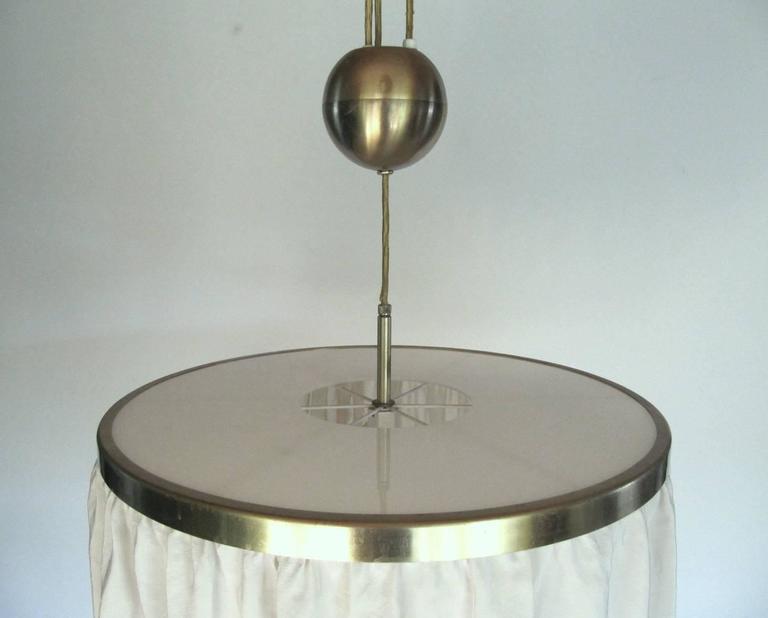 Adolf Loos, Bullet Train Lamp for J. T. Kalmar 3