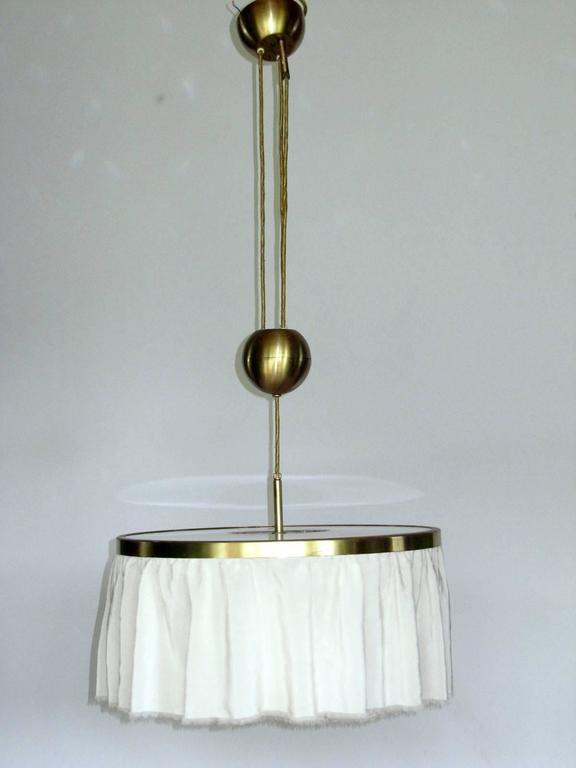 Adolf Loos, Bullet Train Lamp for J. T. Kalmar 4
