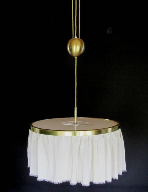 Adolf Loos, Bullet Train Lamp for J. T. Kalmar 6