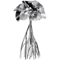 Lamp Modern Contemporary Steel Carbon Fiber Italian Limited Edition Design