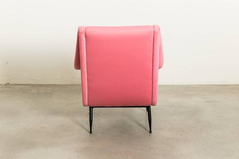 Marco Zanuso Style Chair Circa 1950 Italy For Sale At 1stdibs