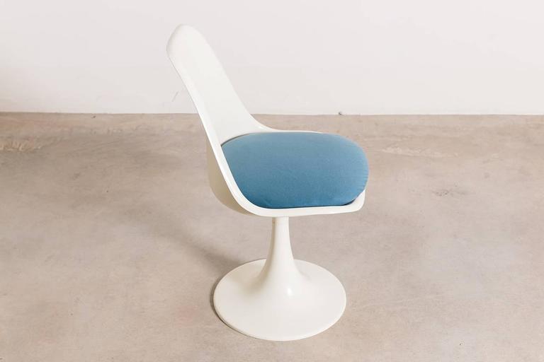 Tulip Chair By Eero Saarinen 1970 Italy For Sale At 1stdibs