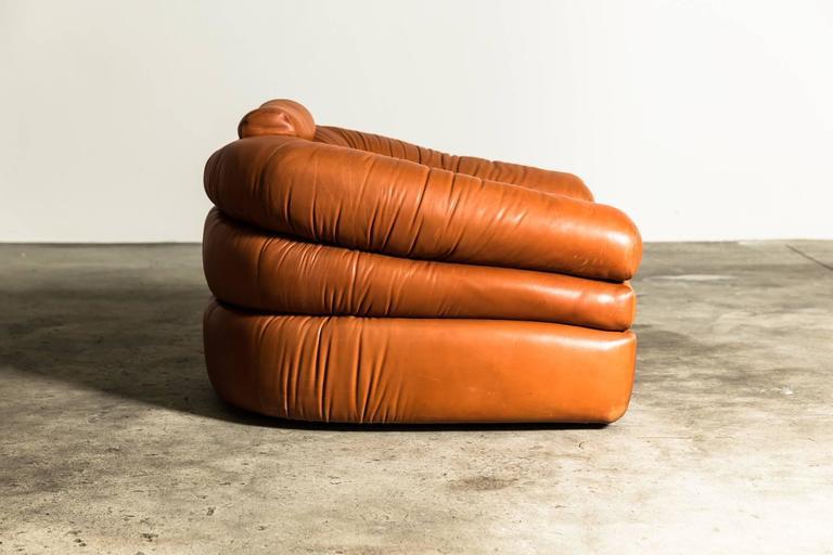 Italian 1967 Lounge Chair by De Pas, D'Urbino, Lomazzi for Zanotta For Sale