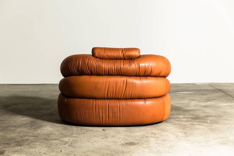 1967 Lounge Chair by De Pas, D'Urbino, Lomazzi for Zanotta 5