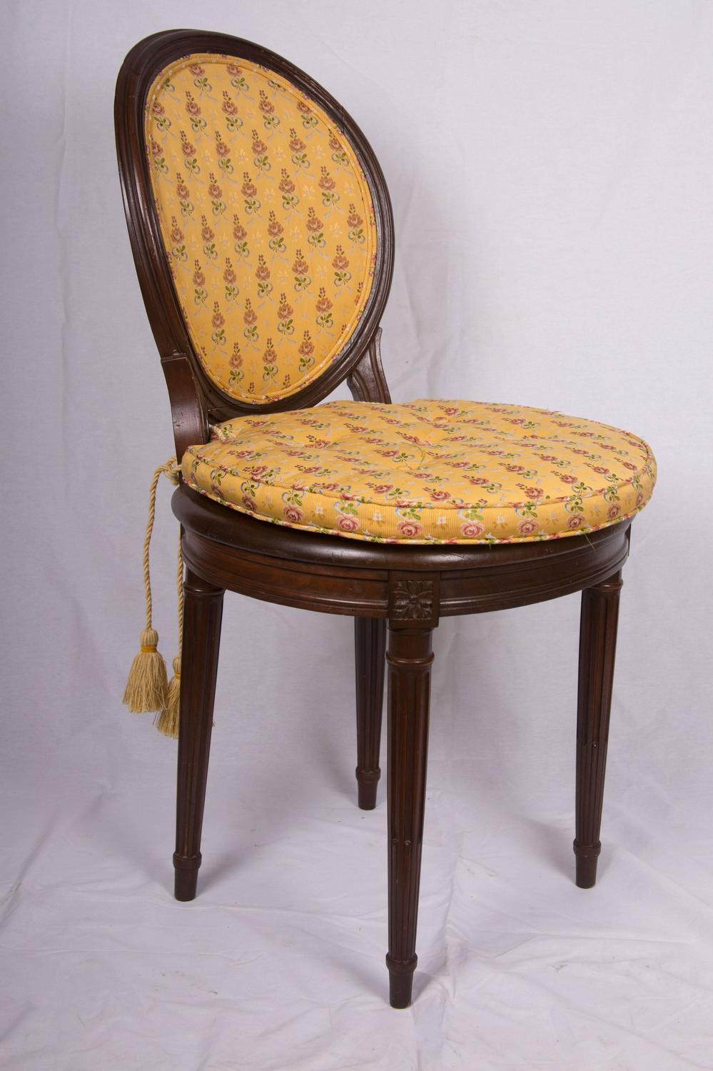 19th Century Walnut Caned Musician 39 S Chairs For Sale At 1stdibs