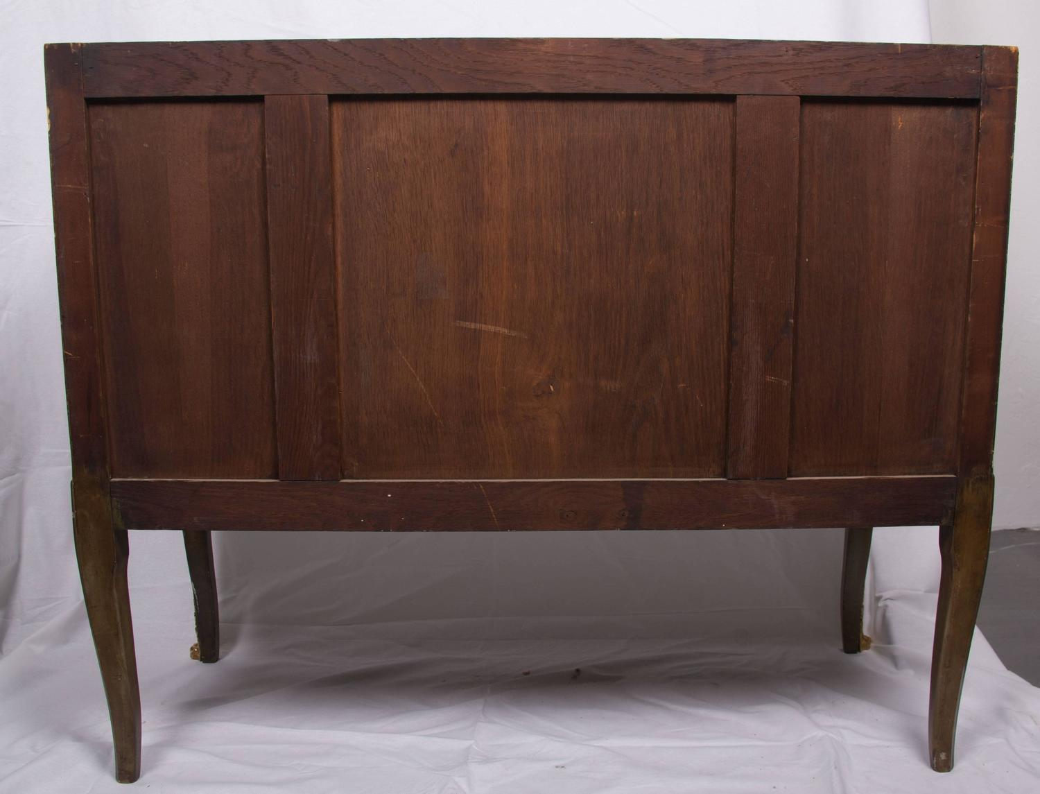 19th Century Louis Xv Xvi Transitional Style Painted Commode For Sale At 1stdibs