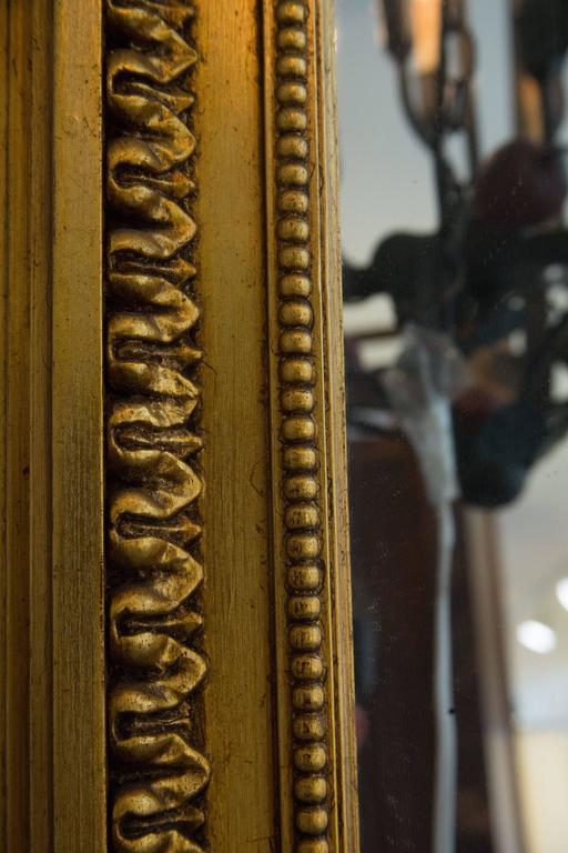 19th Century Giltwood Palace Mirror For Sale 1