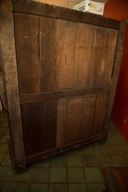 18th Century French Oak Armoire 6