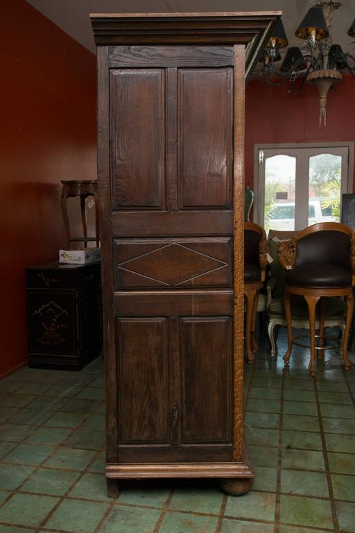 18th Century French Oak Armoire 4