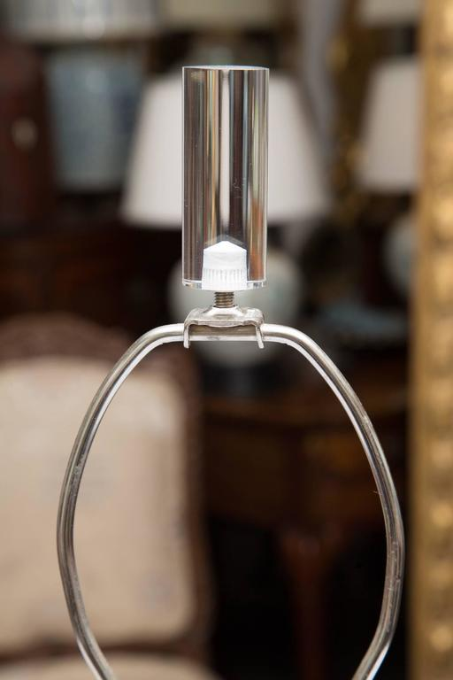 Lucite Multi-Tiered Table Lamp 4