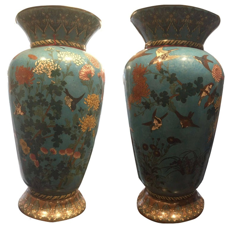 19th Century Japanese Vases For Sale At 1stdibs