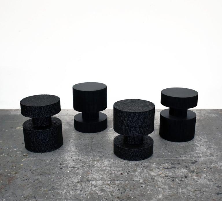 Modern Revert Table / Stools For Sale