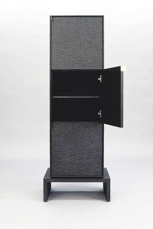 V3 Cabinet carved + blackened + maple 63