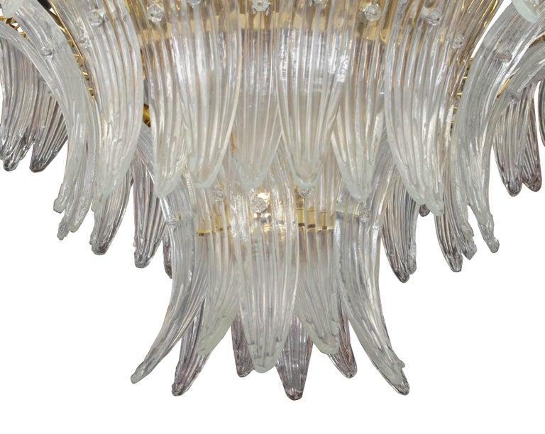Contemporary Tropicale Palmette Chandelier by Fabio Ltd For Sale