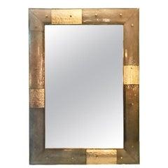Vanità Italian Murano Glass Mirror