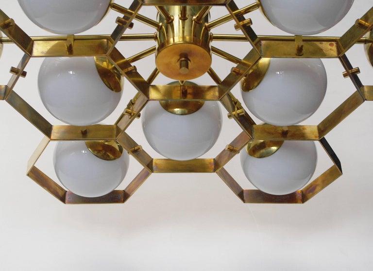 Honeycomb Kronleuchter von Fabio Ltd 3