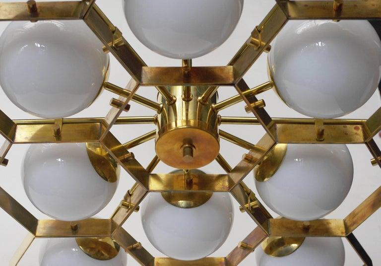 Honeycomb Kronleuchter von Fabio Ltd 4