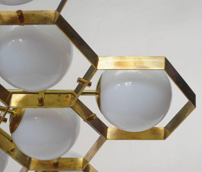 Honeycomb Kronleuchter von Fabio Ltd 5